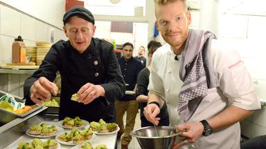 Die Kochprofis - Einsatz Am Herd - Picasso In Rendsburg