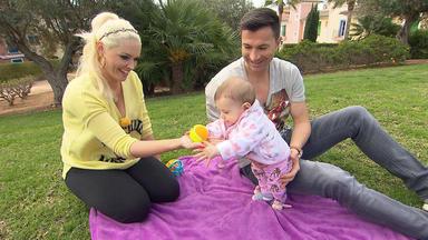 Daniela Katzenberger - Familienglück Auf Mallorca - Daniela Und Lucas Engagieren Einen Tanztrainer