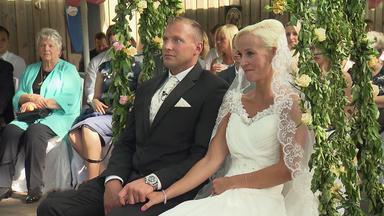 4 Hochzeiten Und Eine Traumreise - Tag 1: Pamela Und Niels, Hamburg