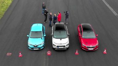 Auto Mobil - Heute U.a.: Vergleichstest Frauenautos