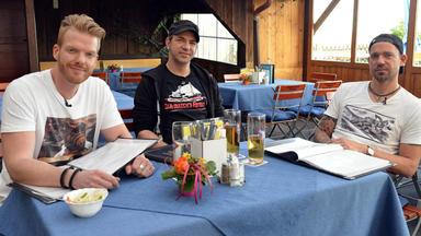 Die Kochprofis - Einsatz Am Herd - Gasthaus Pram In Pocking