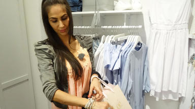 Shopping Queen - Gruppe Freiburg: Tag 1 \/ Sabrina