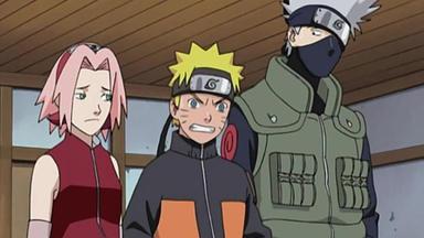 Naruto Shippuden - Bereitmachen, Team Kakashi!