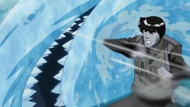 Naruto Shippuden - Die Fünf Haie