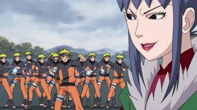Naruto Shippuden - Der Aufbruch Des Kristallverstecks