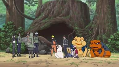 Naruto Shippuden - Der Trick Mit Den Fledermäusen