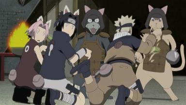 Naruto Shippuden - Mission Auf Vier Pfoten