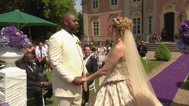 4 Hochzeiten Und Eine Traumreise - Tag 2: Irene Und Ryan, Mockmühl