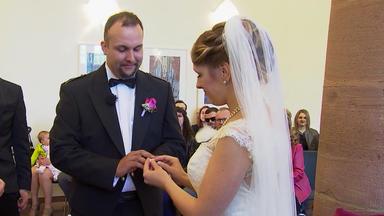 4 Hochzeiten Und Eine Traumreise - Tag 1: Katrin Und Tobias, Ettlingen
