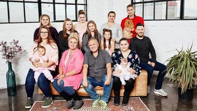 Die Wollnys - Eine Schrecklich Große Familie! - Silvia Wünscht Sich Einen Garten!