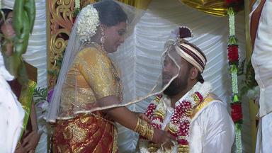 4 Hochzeiten Und Eine Traumreise - Tag 4: Tharani Und Thileepan, Frechen
