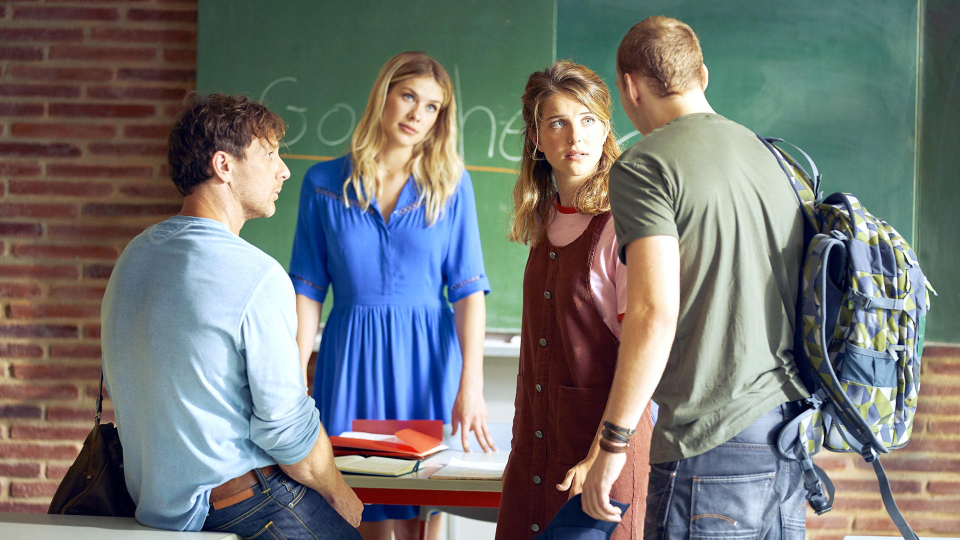 Letzte Folge Der Lehrer