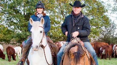 Hundkatzemaus - Thema Heute U.a.: Viehtrieb Nach Cowboy-art!