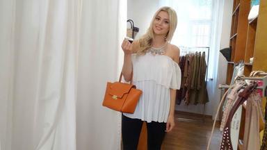 Shopping Queen - Gruppe M\u00fcnchen: Tag 5 \/ Teresa