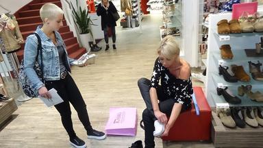 Shopping Queen - Gruppe Bochum: Tag 2 \/ Aleksandra
