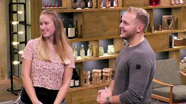 First Dates - Ein Tisch Für Zwei - U.a. Mit: Jana Und Dennis