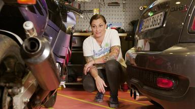 Grip - Das Motormagazin - Lina Van De Mars Testet Günstige Gadgets