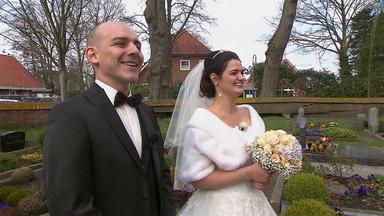 4 Hochzeiten Und Eine Traumreise - Tag 1: Elina Und Witali, Rastede