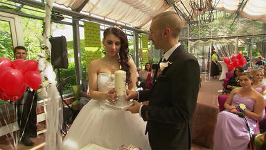 4 Hochzeiten Und Eine Traumreise - Tag 2: Amira Und Ramiro, Gütersloh