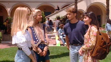 Beverly Hills 90210 - Sehnsucht Hinter Masken