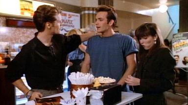 Beverly Hills 90210 - Nichts Mit Romantik?