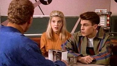 Beverly Hills 90210 - Die Unterschrift