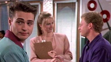 Beverly Hills 90210 - Frühstücksgäste