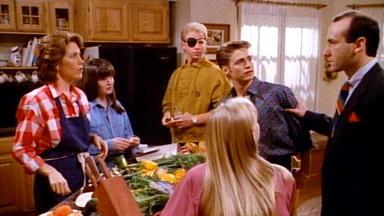 Beverly Hills 90210 - Eine Schwere Entscheidung
