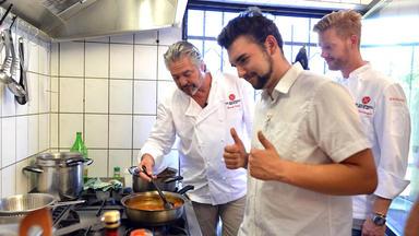 Die Kochprofis - Einsatz Am Herd - La Casa Del Tiratore In Spaichingen