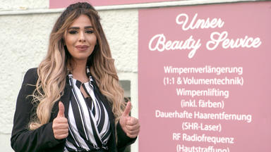 Salonfähig - Wer Macht Schöner? - Gruppe Berlin: Tag 3 \/ Miss Beauty