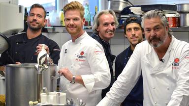 Die Kochprofis - Einsatz Am Herd - Ecolounge By Jabinger In Innsbruck
