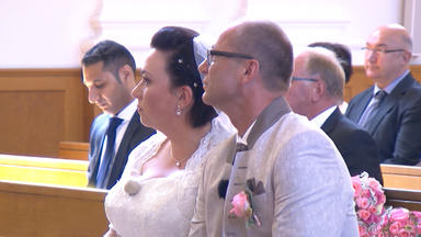 4 Hochzeiten Und Eine Traumreise - Tag 4: Vera Und Arthur, Weggis (ch)