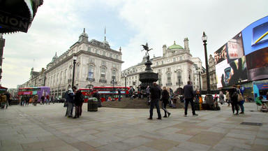 Meine Story - Piccadilly Circus