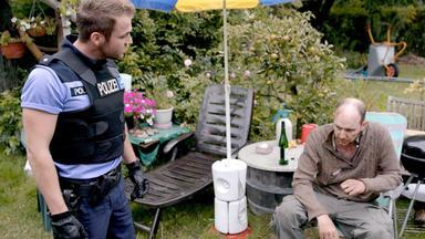 Sterne Von Berlin - Die Jungen Polizisten - Der Gartenpenner