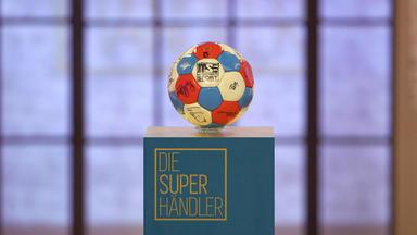 Die Superhändler - 4 Räume, 1 Deal - Fußball Autogramme Bayern \/ Bronzefigur \/ Silbervase \/ Wallendorf Porzellanfigur