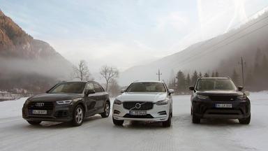 Grip - Das Motormagazin - Det Sucht Spar-suv - Gebrauchte M5 & Co. - Folienprinzen 2 - Allradvergleich - Jade Race