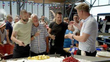 Gordon Ramseys Kulinarischer Roadtrip - The French Connection