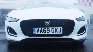 Auto Mobil - Heute U. A.: Fahrbericht Jaguar F-type Mit Lance