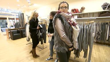 Shopping Queen - Gruppe Erfurt: Tag 1 \/ Davina