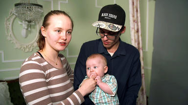 Teenie-mütter - Wenn Kinder Kinder Kriegen - Sandra Und Saskia