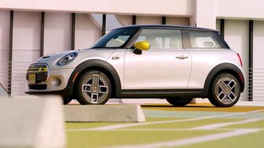 Auto Mobil - Thema U.a.: Fahrbericht Mini E Mit Alex
