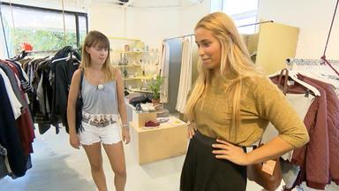 Shopping Queen - Gruppe Bremen: Tag 1 \/ Sabrina