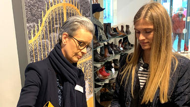 Shopping Queen - Gruppe Hannover: Tag 4 \/ Alina