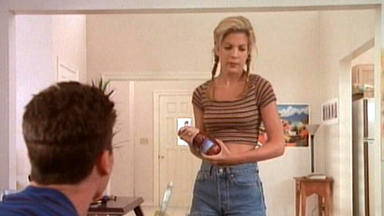 Beverly Hills 90210 - Der Erste Collegetag