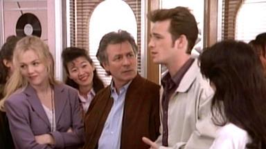 Beverly Hills 90210 - Drogenrazzia