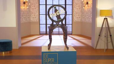 Die Superhändler - 4 Räume, 1 Deal - Popcorn Automat \/ Coca-cola Stuhl \/ Bronzeschale \/ Designertisch Keith Haring