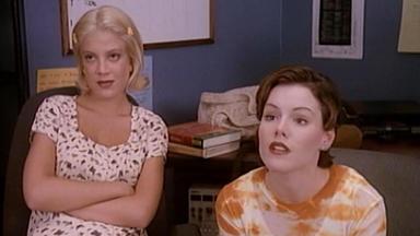 Beverly Hills 90210 - Party-stimmung