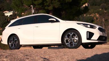 Auto Mobil - Thema Heute U.a.: Fahrbericht Kia Ceed Sportwagon Plugin
