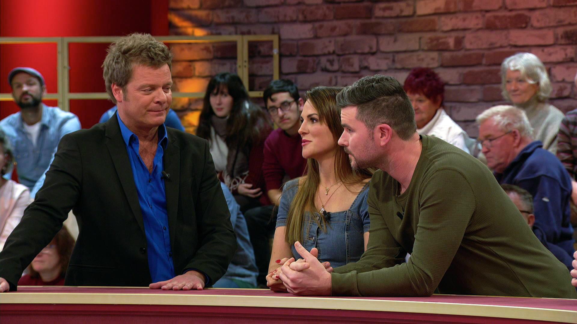 Kandidatenpaar Sarah & Kay / Experte Markus | Folge 36