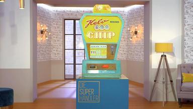 Die Superhändler - 4 Räume, 1 Deal - Helo Chip Automat \/ Winkelspiegel \/ Tisch Raucherset \/ 10 Stühle Von Fröscher \/ Taktstock